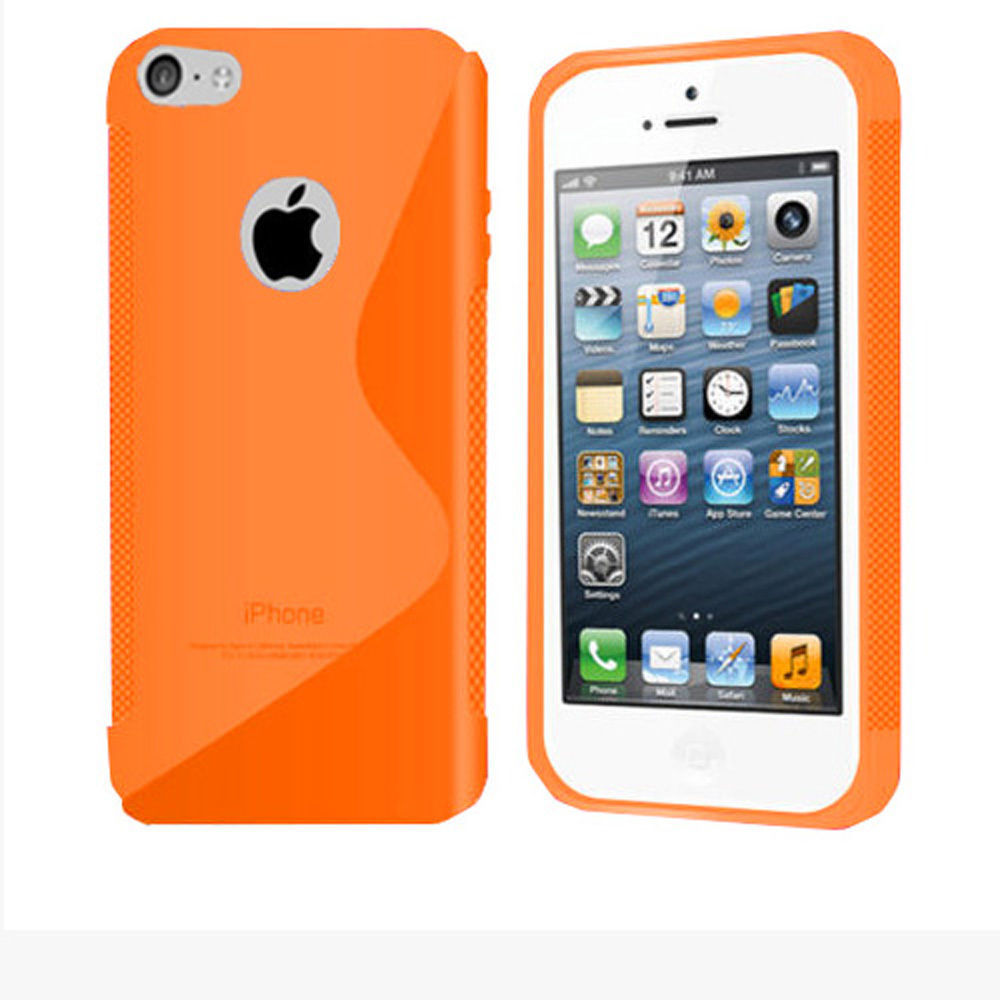 iphone 6 orange case